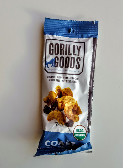 gorilly goods organic snacks