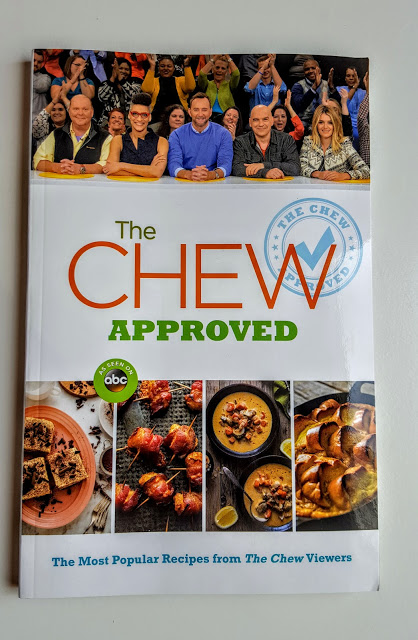 the chew approved cookbook