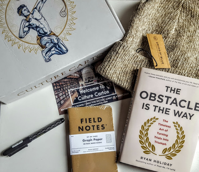 what's in the culture carton subscription box
