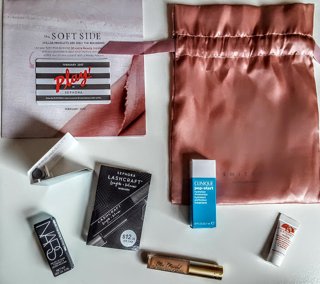 what's in the sephora play box