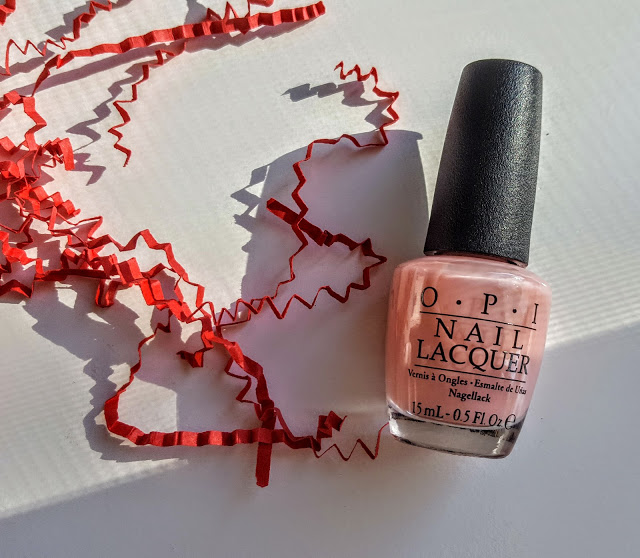 opi nail lacquer in passion