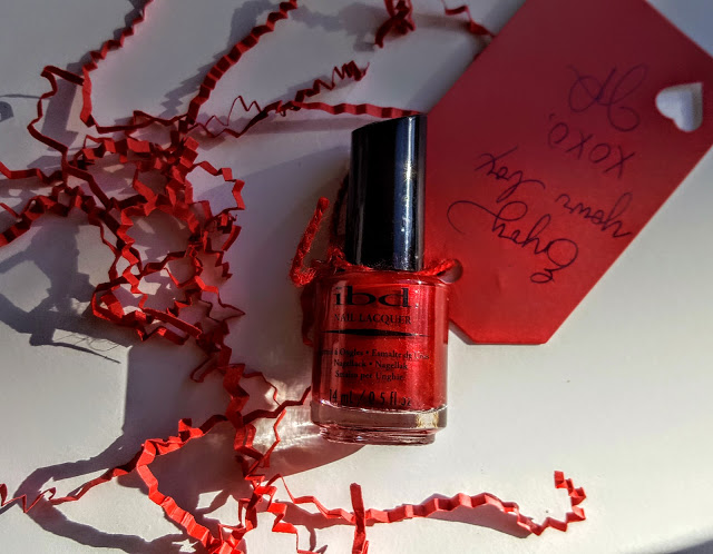 ibd nail lacquer in enthralled