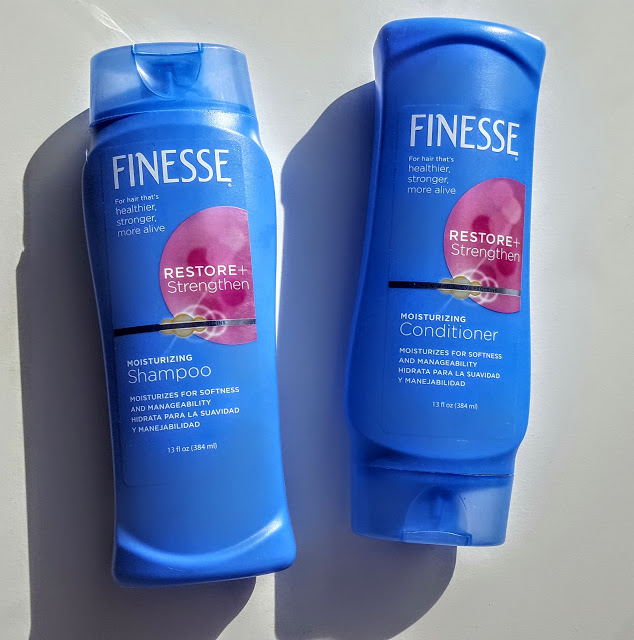 finesse restore + strenghten review