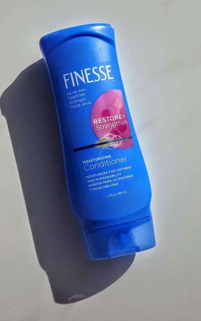 finesse restore + strengthen conditioner