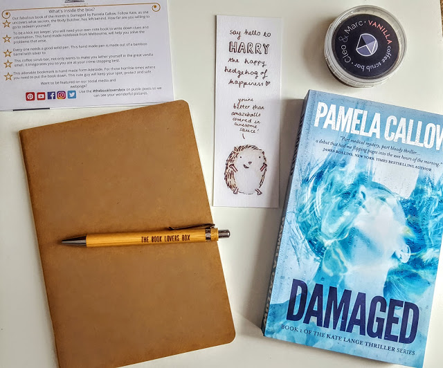 what's in the fiction readers box