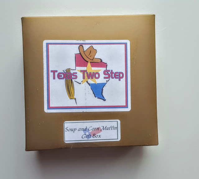 texas two step gift set