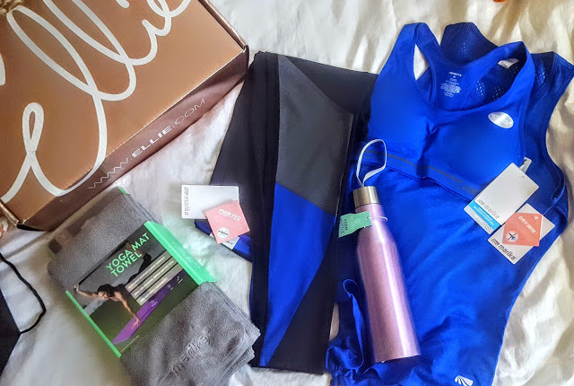 what's in the ellie subscription box