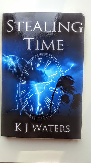 stealing time by kj waters