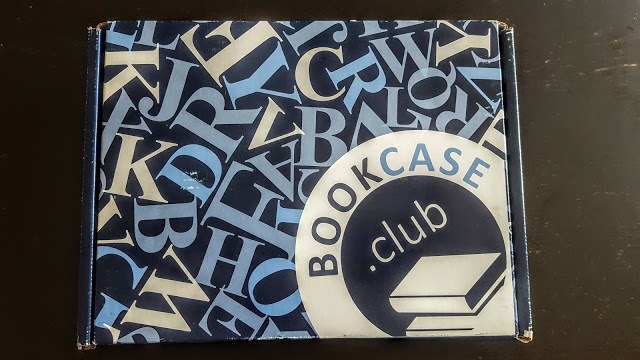 bookcase club subscription box review