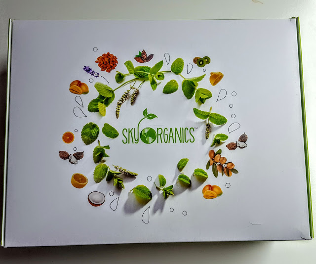sky organics diy kit review