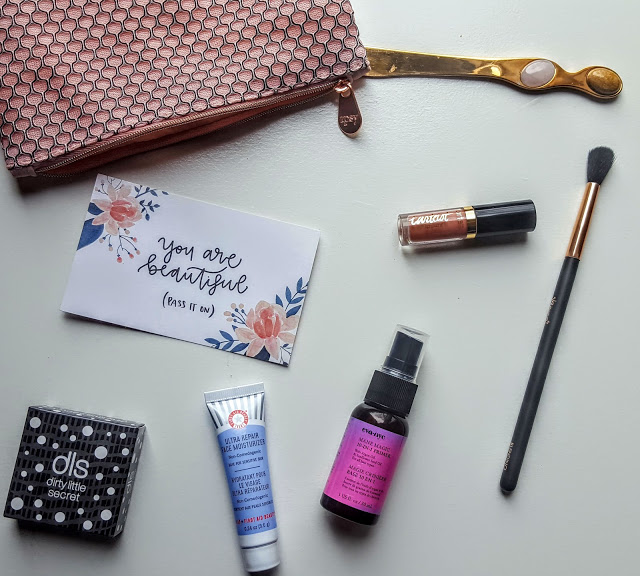 what's in the march 2017 ipsy