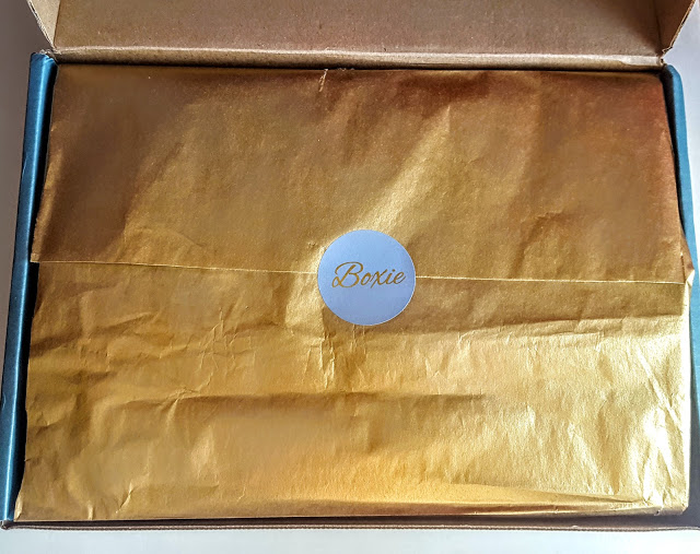 first look in the teen boxie subscription