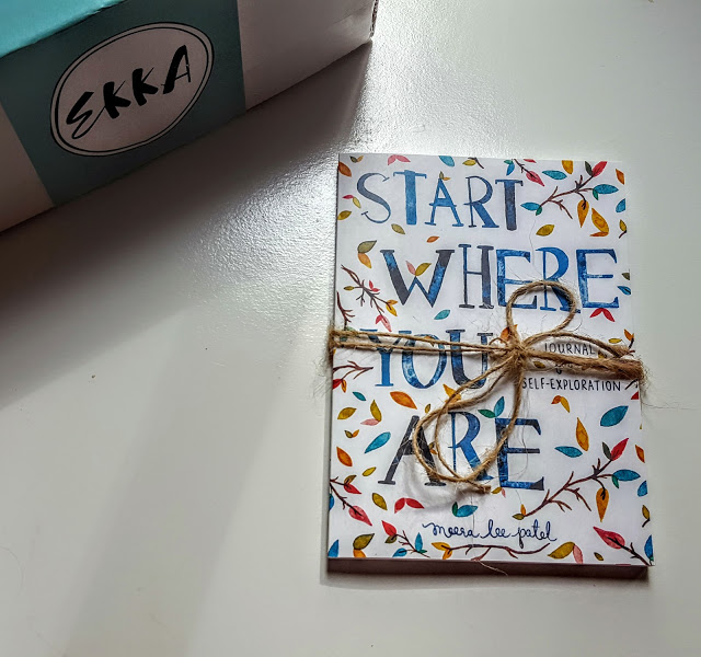 start where you are journal of awakening