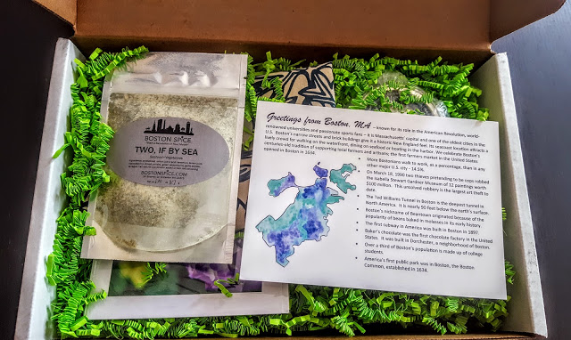 first look in the explore local box