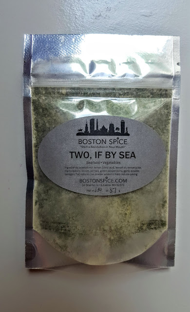 boston spice two if by sea
