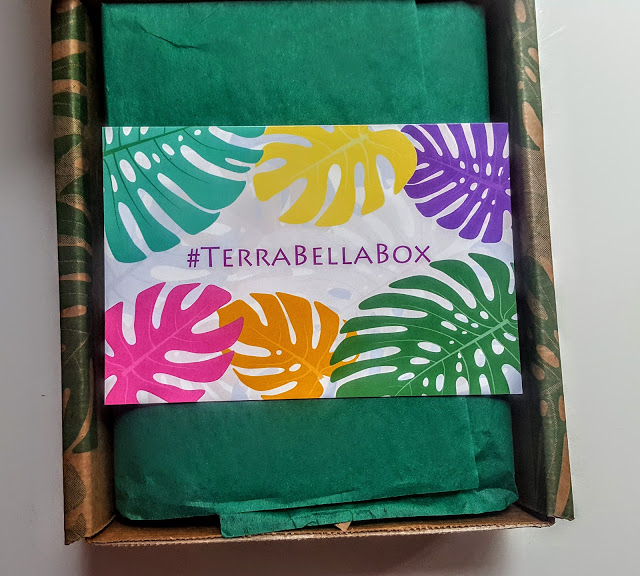 first look in the terra bella box