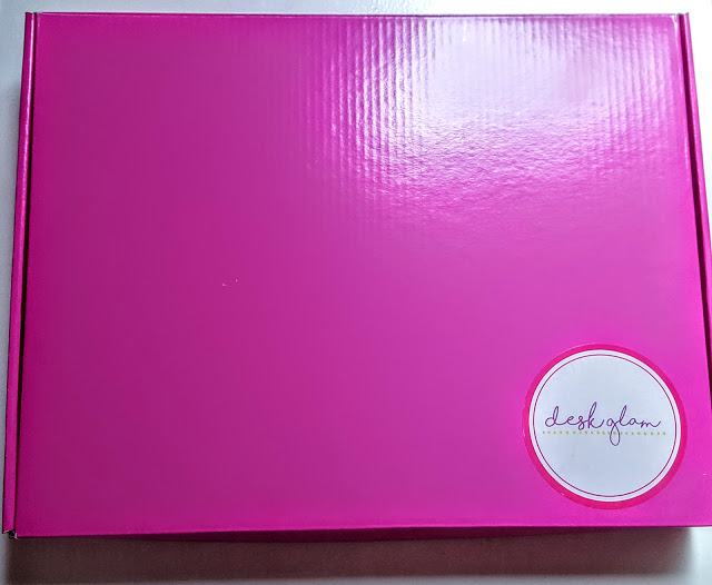 desk glam subscription box review