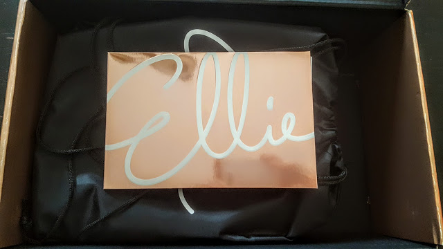 first look in the ellie activewear box