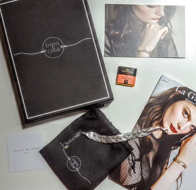 what's in the emma and chloe box