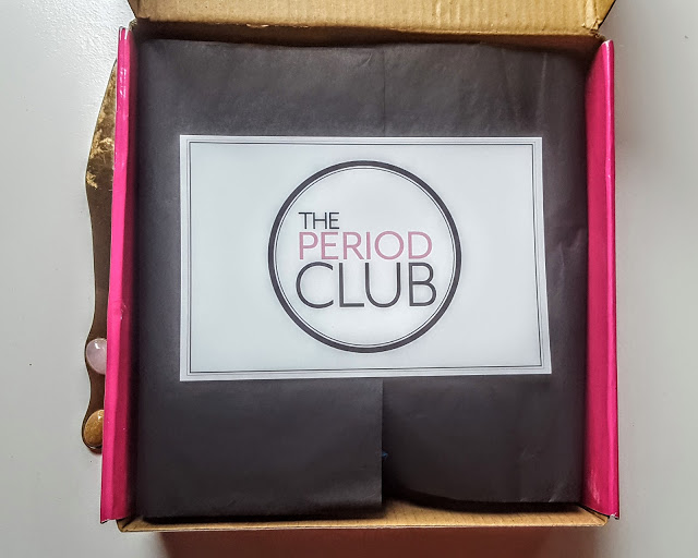 first look in the period club box