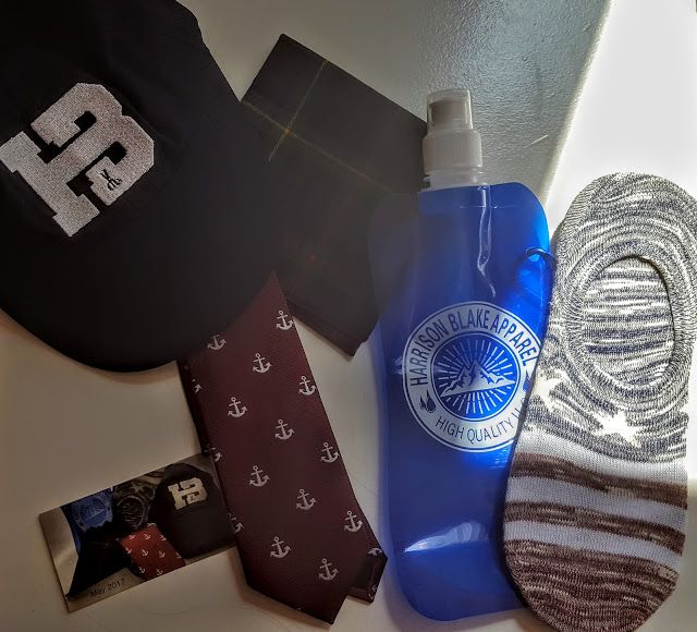 what's in the harrison blake apparel subscription