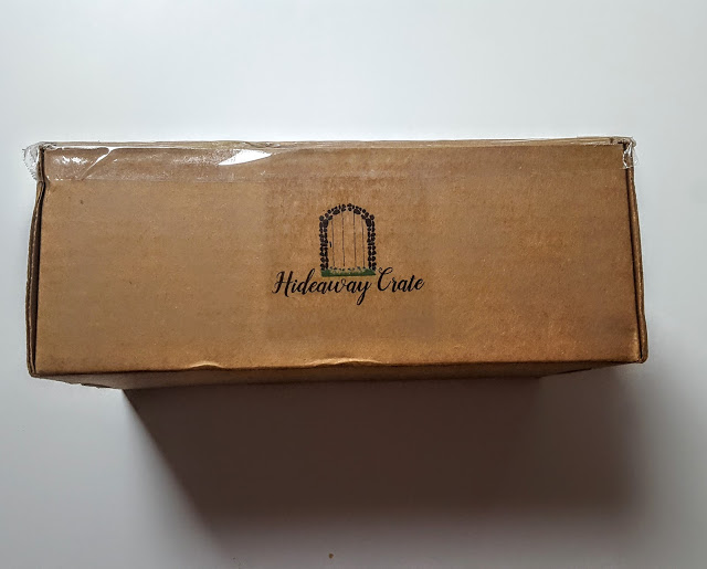 hideaway crate subscription box review