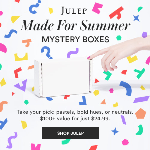 julep summer mystery boxes