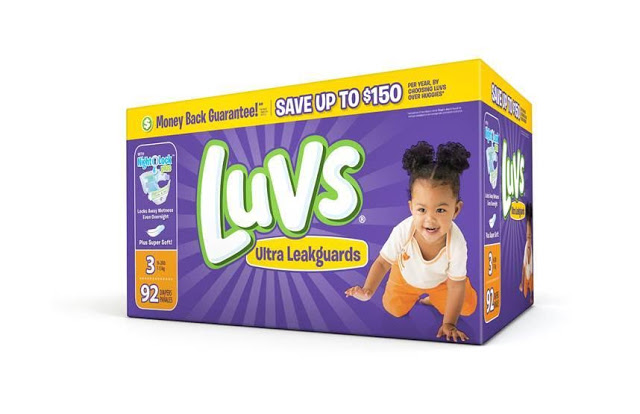 luvs $2 off coupon