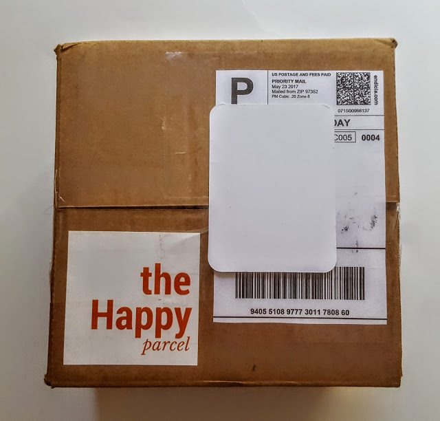 the happy parcel subscription box review