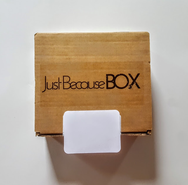 just because subscription box review