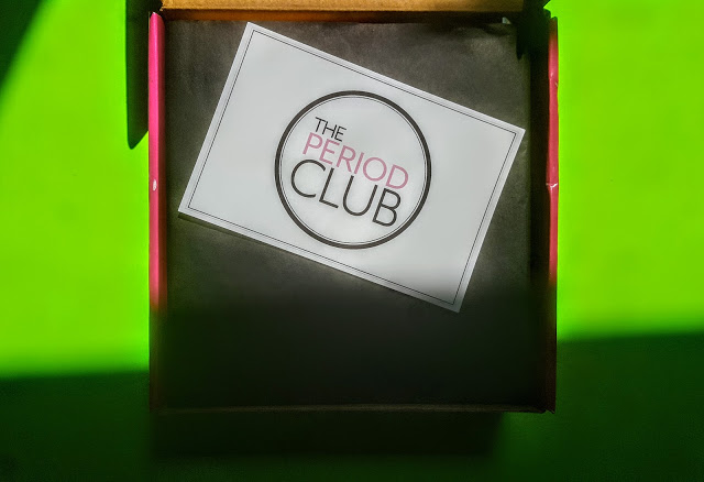 first look in the my period club box