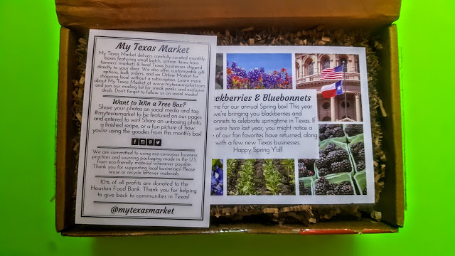 first look in the my texas market box