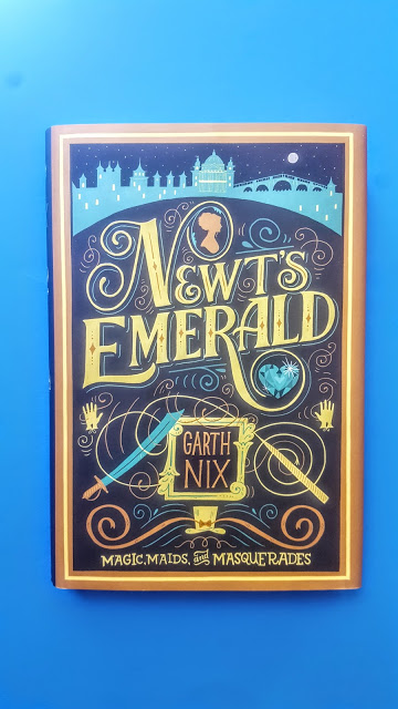 newts emerald by garth nix