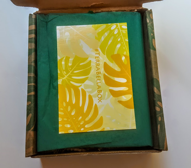 first look in the terra bella box for june