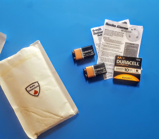 whats in the safe detectors subscription