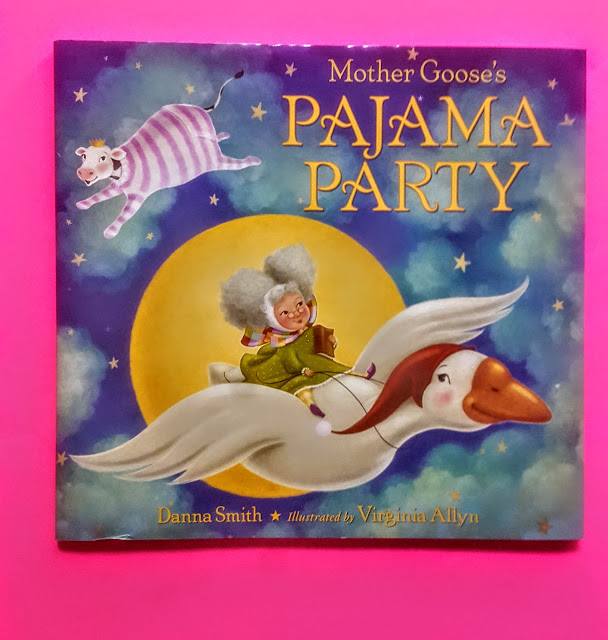 mother goose pajama party