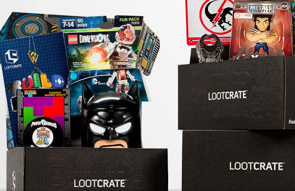 lootcrate father's day sale