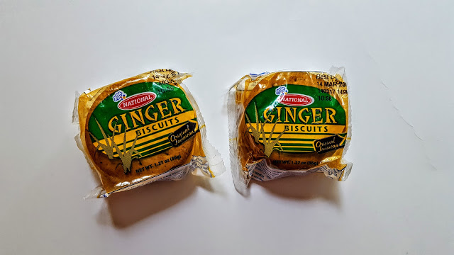 national ginger biscuits