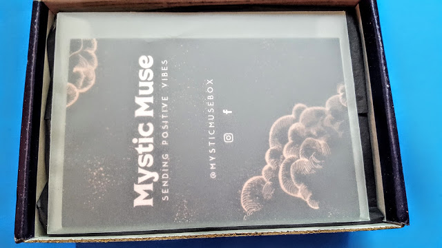 first look in the mystic muse box