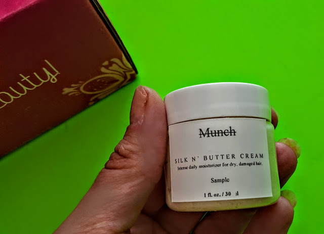 silk n butter munch cosmetics