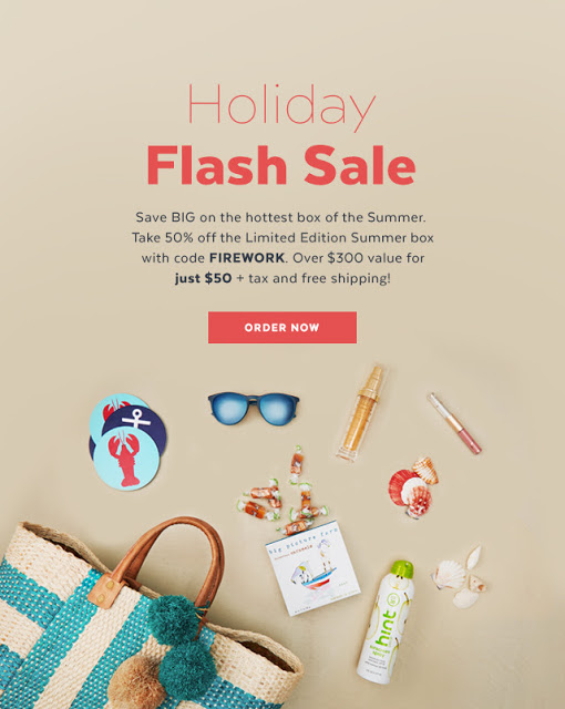 popsugar holiday flash sale