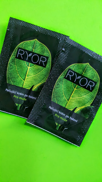 ryor soothing aftershave cream