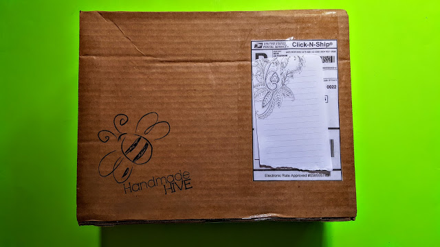 handmade hive subscription box review