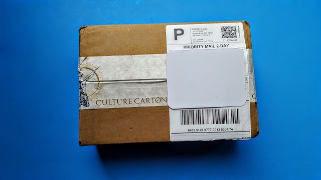 culture carton subscription box review