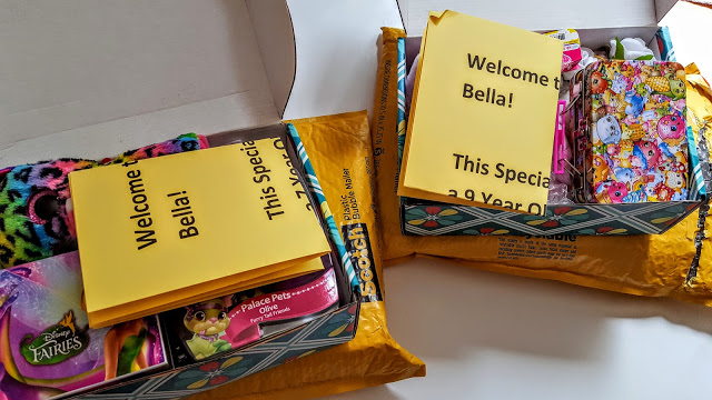first look in the bella box