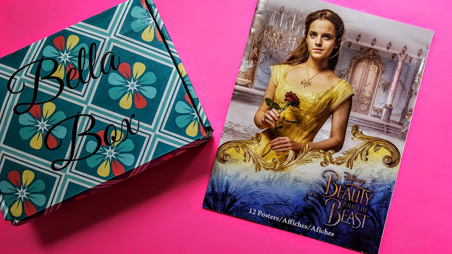 beauty and the beast poster book