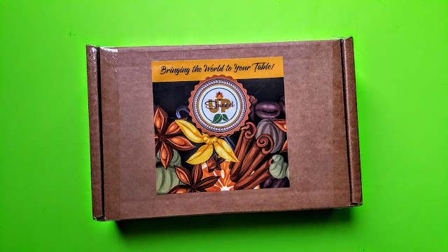 spiced up subscription box review