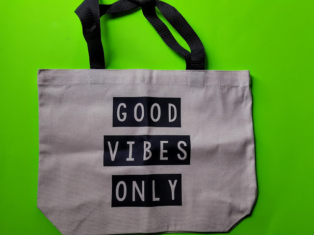 tote bag from live love survive