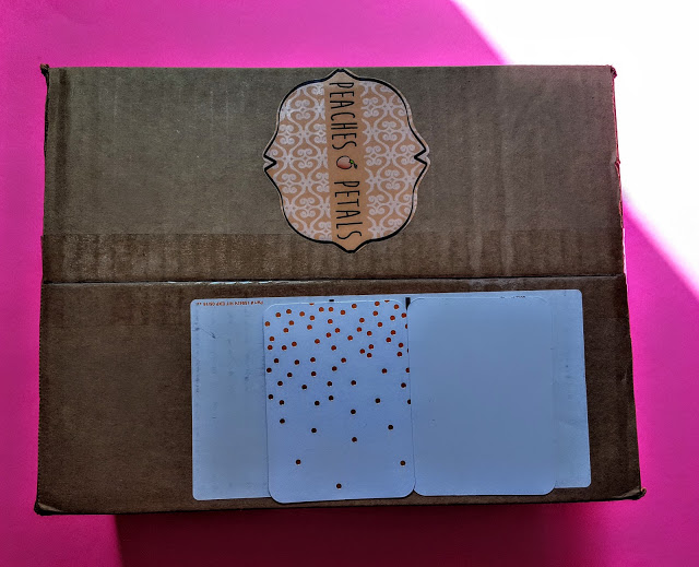 peaches & petals subscription box review