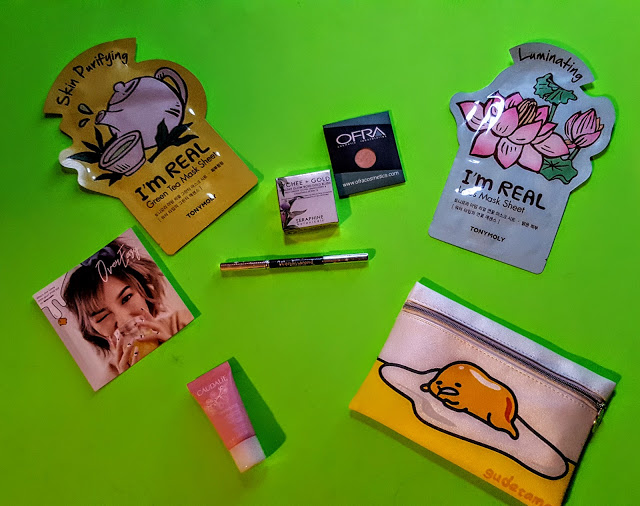 what's in the july ipsy